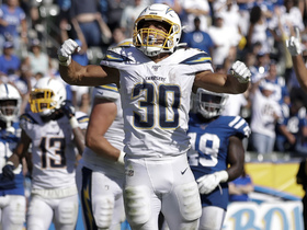 Watch: Bolts beat Colts with walk-off TD from Austin Ekeler in OT