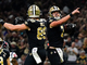 Watch: Can't-Miss Play: QB to QB! Drew Brees hits Taysom Hill for Saints score