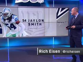 Watch: Ian Rapoport: Players that are active and inactive for Week 2