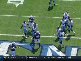 Watch: Jacoby Brissett sneaks shovel pass to Ebron for TD