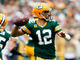 Watch: Aaron Rodgers fires rocket to Geronimo Allison for second TD pass