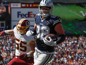 Watch: Jason Witten catches TD pass for second week in a row