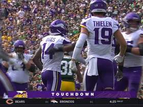 Watch: Diggs TD gets called back following offensive PI review