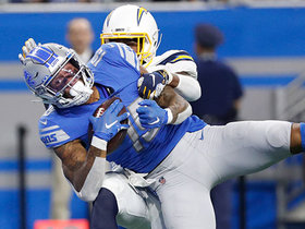 Watch: Golladay burns Hayward on 31-yard TD catch from Stafford