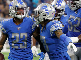 Watch: Big play Slay! CB steps in front of Keenan Allen for INT