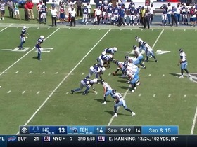 Watch: Every big play by the Colts' defense in two-point win | Week 2
