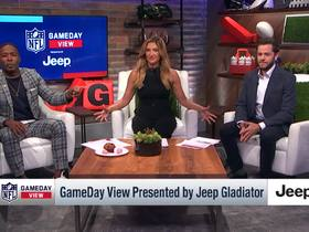 Watch: GameDay View Week 2 with Andrew Hawkins, Cynthia Frelund & Gregg Rosenthal