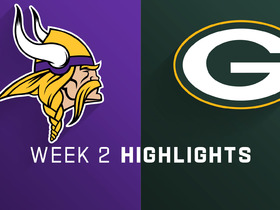 Watch: Vikings vs. Packers highlights | Week 2