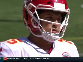 Watch: Can't-Miss Play: Hardman's first NFL TD is 42-YARD dime from Mahomes