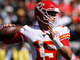 Watch: Can't-Miss Play: Mahomes' FOURTH TD of the half is back-shoulder DIME to Robinson