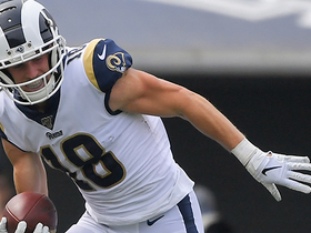 Watch: Can't-Miss Play: Kupp stiff-arms Lattimore on INSANE 66-YARD catch and run