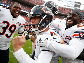 Watch: Can't-Miss Play: Pineiro LAUNCHES 53-YARD FG to give Bears win