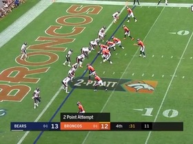 Watch: Every Emmanuel Sanders catch from Bears-Broncos | Week 2