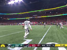 Watch: Carson Wentz QB sneaks in for go-ahead TD