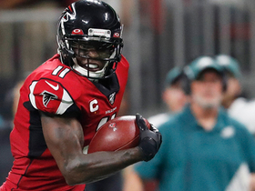 Watch: Can't-Miss Play: Julio Jones breaks free for stunning 54-yard touchdown catch