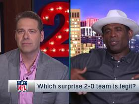 Watch: Deion Sanders shouts out the Bills' hot start to 2019