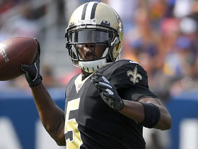 Watch: Pelissero: Teddy Bridgewater to see 'meaningful' action in Brees' absence