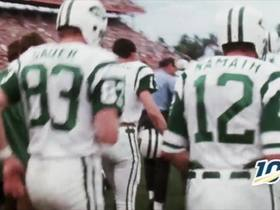 Watch: NFL 100 Rewind: Joe Namath's Super Bowl III guarantee