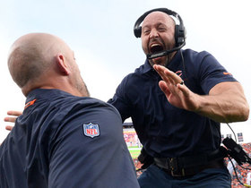 Watch: Palmer: Nagy modeled game-winning drive after ending of Texans-Saints