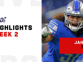 Watch: Jahlani Tavai's best plays | Week 2