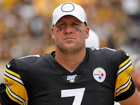 Watch: Rapoport: Roethlisberger expected to return for '2020 and beyond'