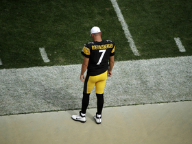 Watch: Fantasy Impact of Ben Roethlisberger's Injury