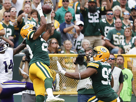 Watch: Game Center: How Packers' defense got best of Cousins