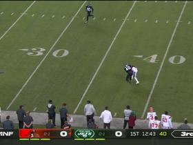 Watch: Mayfield has all day to find D'Ernest Johnson for big 27-yard pickup