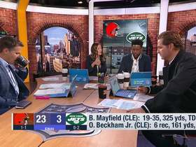 Watch: 'GMFB' breaks down Browns' win over Jets