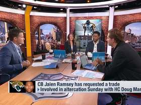 Watch: Brandt: Why Jaguars shouldn't trade Jalen Ramsey