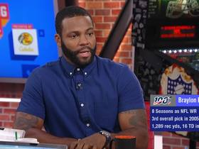 Watch: Braylon Edwards reveals why he left Browns for Jets in 2009