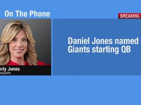 Watch: Kim Jones: Eli Manning's career as a New York Giant is 'over'