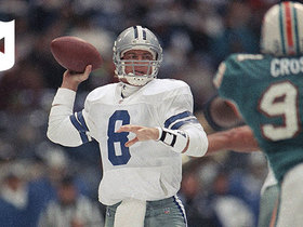 Watch: Craziest finishes: Cowboys and Dolphins clash on Thanksgiving
