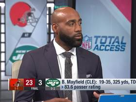 Watch: DeAngelo Hall: One thing Browns must improve if they want to win AFC North