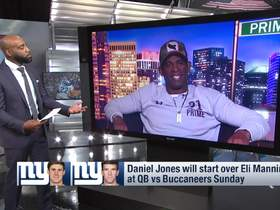 Watch: Deion Sanders: Giants' problems are 'bigger than Eli'