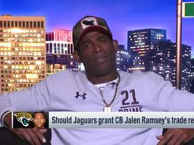 Watch: Prime on Jalen Ramsey: Why the Jaguars 'gotta let him go'