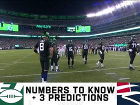 Watch: Jets vs. Patriots preview | Week 3
