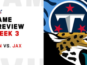 Watch: Titans vs. Jaguars preview | Week 3