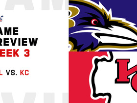 Watch: Ravens vs. Chiefs preview | Week 3