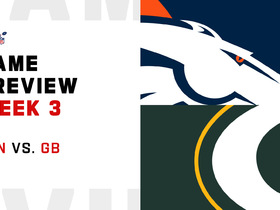 Watch: Broncos vs. Packers preview | Week 3