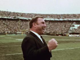 Watch: 'NFL 100 Greatest' No. 74: Hank Stram's '65 Toss Power Trap'