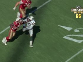 Watch: 'NFL 100 Greatest' No. 66: Frank Gore gashes the Jets in OT for game-winning TD