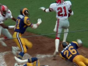 Watch: 'NFL 100 Greatest' No. 60: 'Prime Time' is born in Atlanta