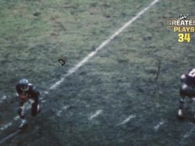 Watch: 'NFL 100 Greatest' No. 34: Gale Sayers' 85-yard punt return TD