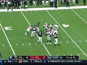 Watch: Whitney Mercilus forces two fumbles vs. Jags