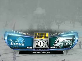 Watch: 'The Blizzard Bowl' | Lions vs. Eagles, 2013 Week 14