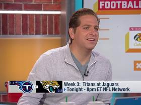Watch: What to watch in Titans-Jaguars Week 3 matchup