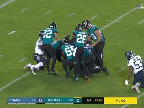 Watch: Jags' special teams comes away with huge turnover after Adoree' mishandles punt