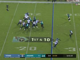 Watch: Jags open second half with powerful sack