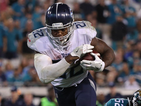 Watch: Derrick Henry finds lane for fourth-quarter TD